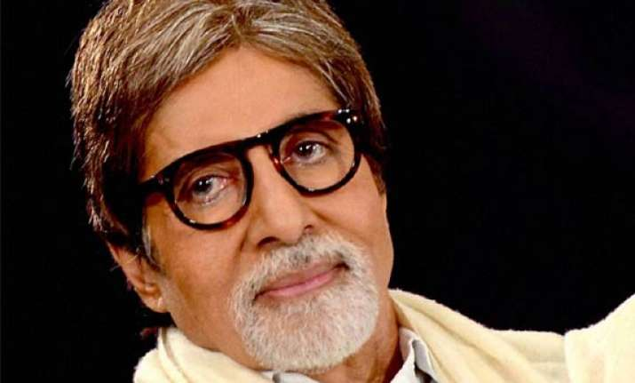 amitabh bachchan i don t remember exactly which year i gave