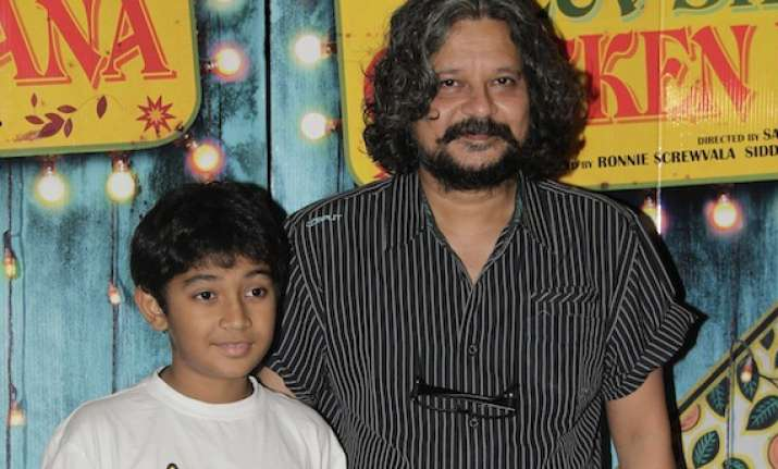 amole gupte wants his son to live his childhood to the hilt