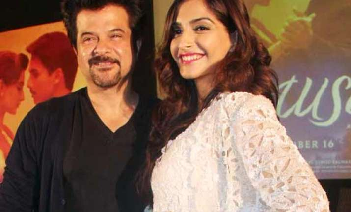 sonam kapoor i am very happy being known as anil kapoor s