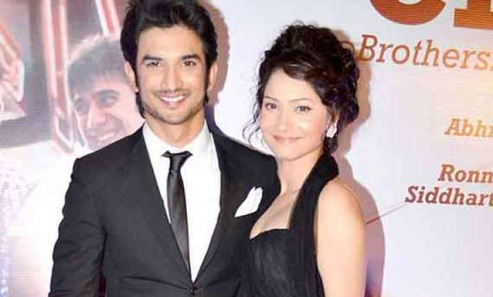 ankita expresses love for sushant on did super moms