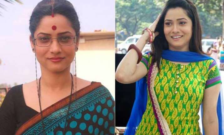 ankita to play double role in pavitra rishta