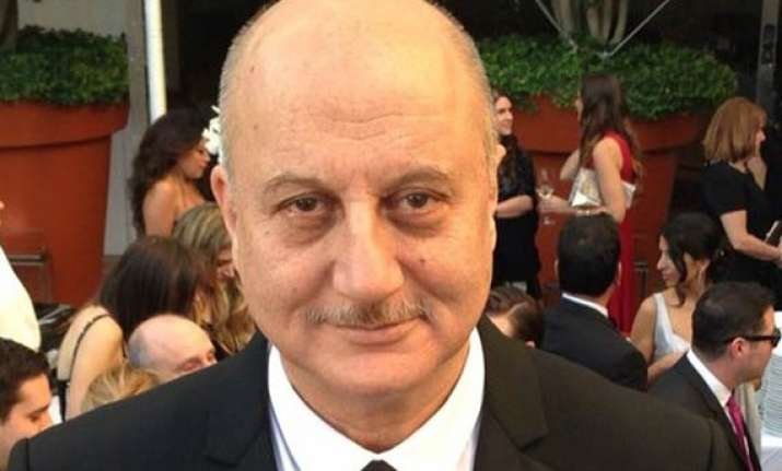 anupam kher to conduct acting workshop at iifa 2014