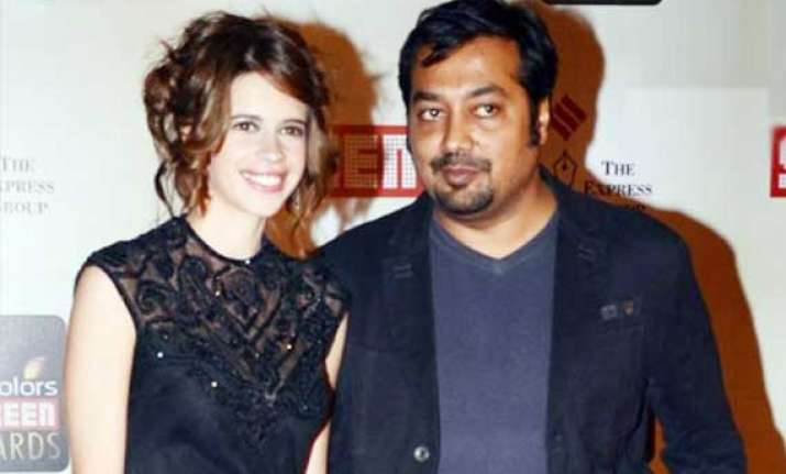 anurag and kalki are very good friends after separation
