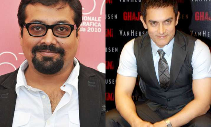 anurag wants to hire aamir khan for marketing movies