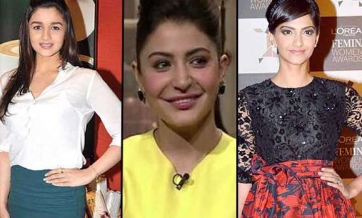 anushka sharma opens up over her lip surgery karan alia