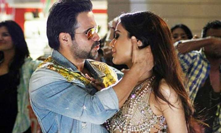 are raja natwarlal aka emraan hashmi s kisses lucky for his
