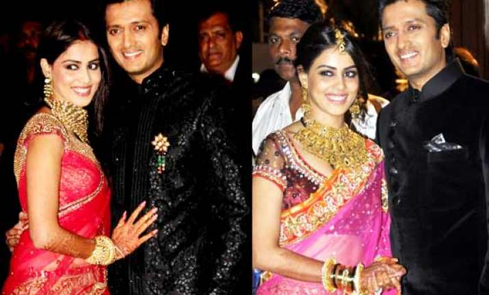 are riteish deshmukh and genelia expecting their first child