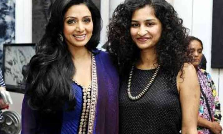 are sridevi and gauri shinde returning with english