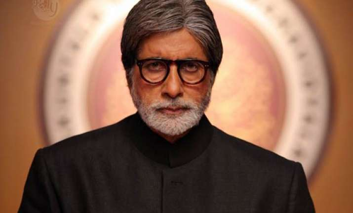 are we living in a fascist society asks big b