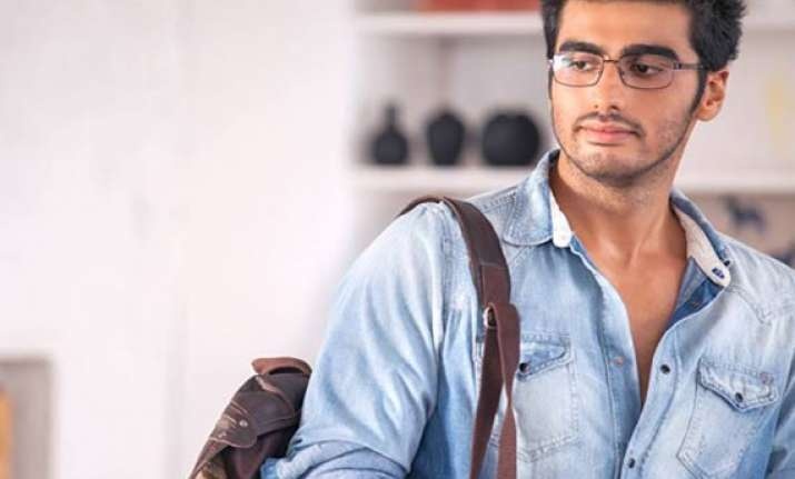 arjun kapoor glad that after 2 states kids aren t scared of