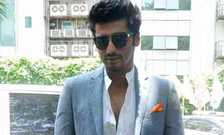 arjun kapoor s mom wanted him to star in romantic film