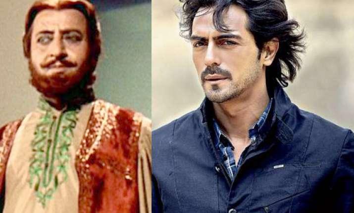 arjun to essay pran s role in zanjeer remake