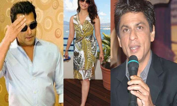 ash srk salman to attend reddy wedding in hyderabad