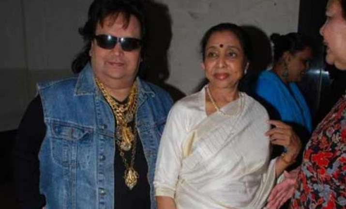 asha bhosle feels excited to team up with bappi again