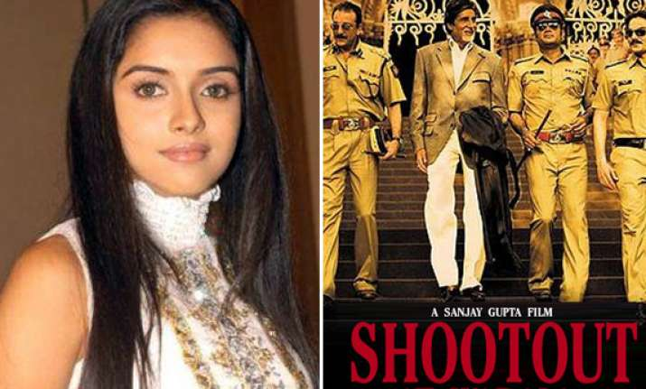 asin turns down role in shootout at wadala