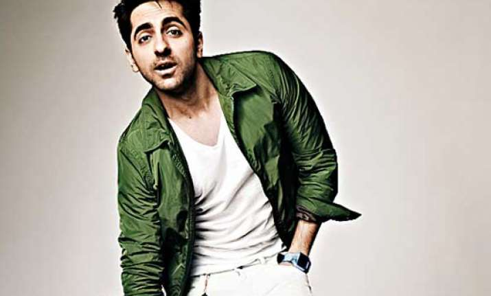 ayushmann to release his first single
