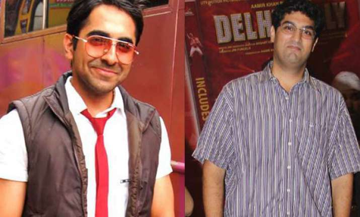 ayushmann khurana kunal roy kapoor in sippy s next film