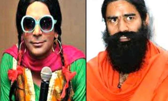 baba ramdev to appear on sunil grover s show