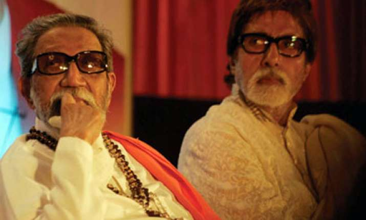bal thackeray bollywood s friend philosopher and guide