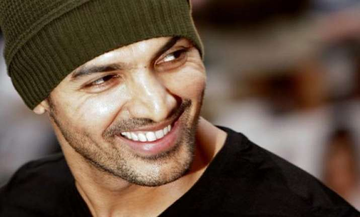 banana is special for john abraham