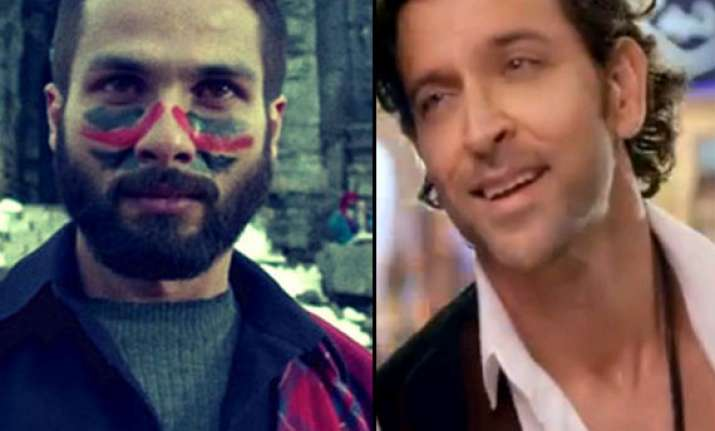bang bang vs haider tumeri song teaser and bismil song