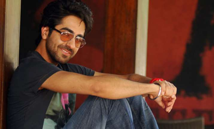 being stylish puts pressure on ayushmann