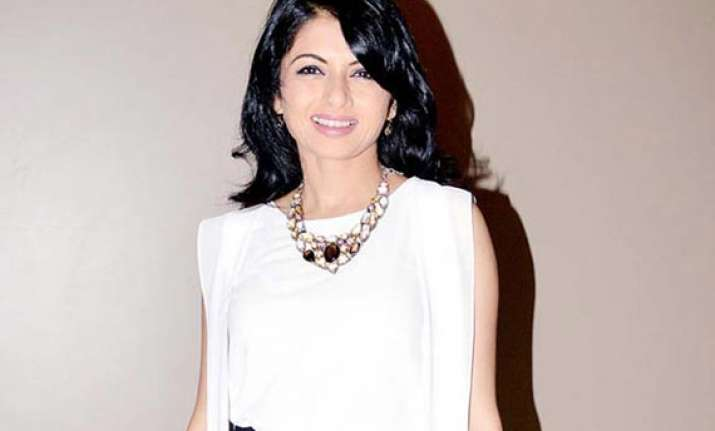 bhagyashree excited with her comeback through tv show