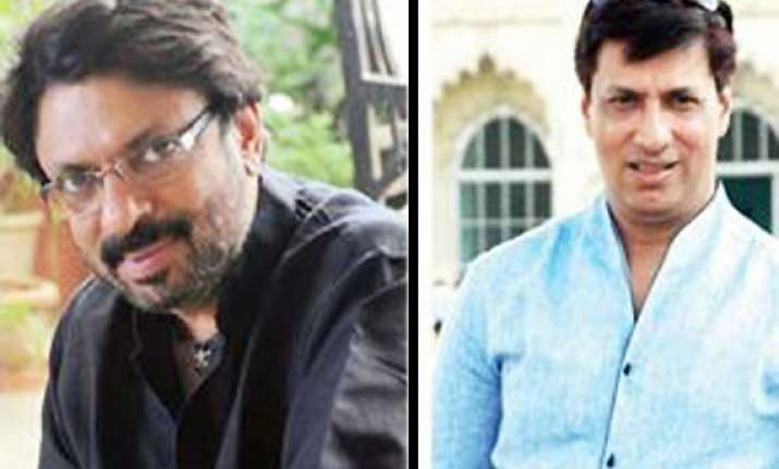 bhansali wants bhandarkar for remake of tamil hit ramana