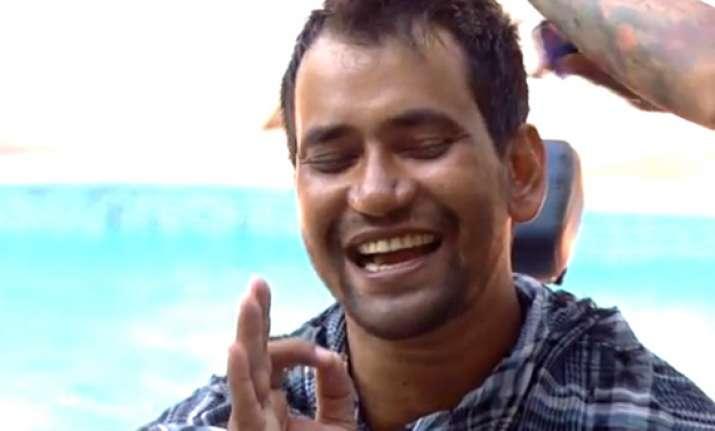 bhojpuri actor nirahua says he is not upset over eviction