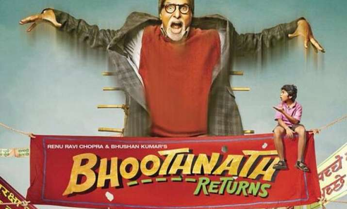 bhoothnath returns movie review loses track but still