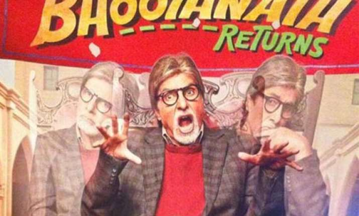 bhoothnath returns box office collection rs 25.44 cr in