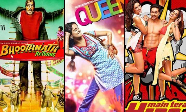 bhoothnath returns steady main tera hero crosses rs 50 cr
