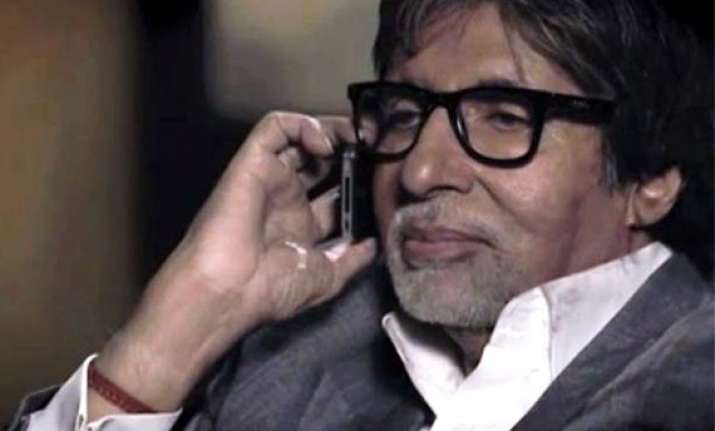 big b gets immense satisfaction giving a scene in one shot