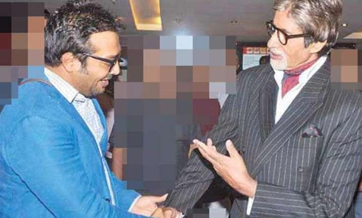 big b is demanding anurag kashyap
