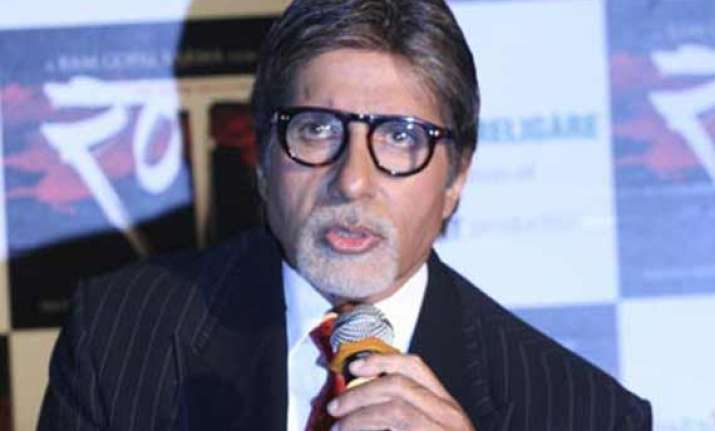 big b shall not join politics