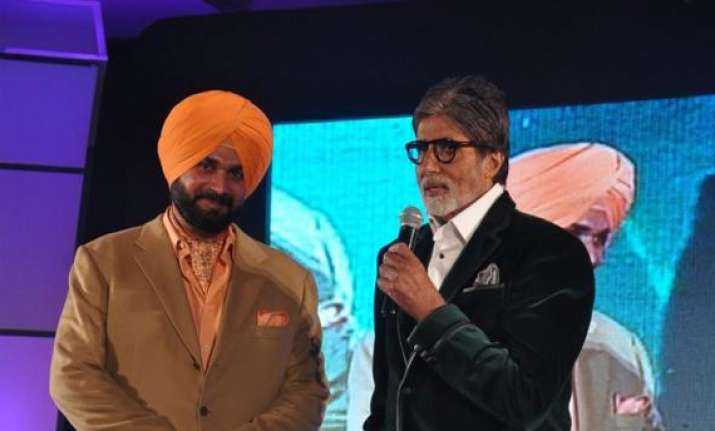 big b wishes he could use sidhu s quotes on kbc