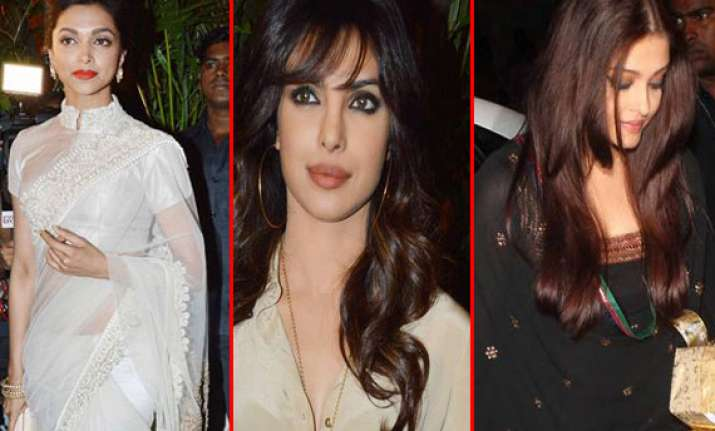b wood biggies attend sanjay leela bhansali birthday bash