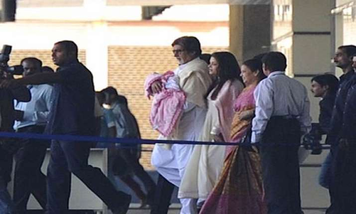 big b rejects rs 5 cr offer for granddaughter s pictures