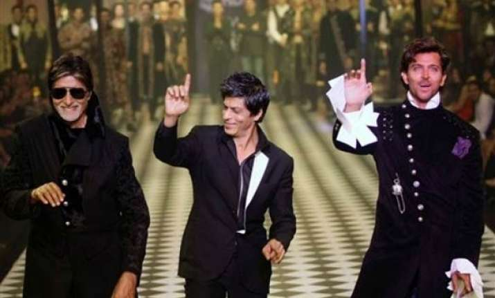 big b srk hrithik s security to be downgraded