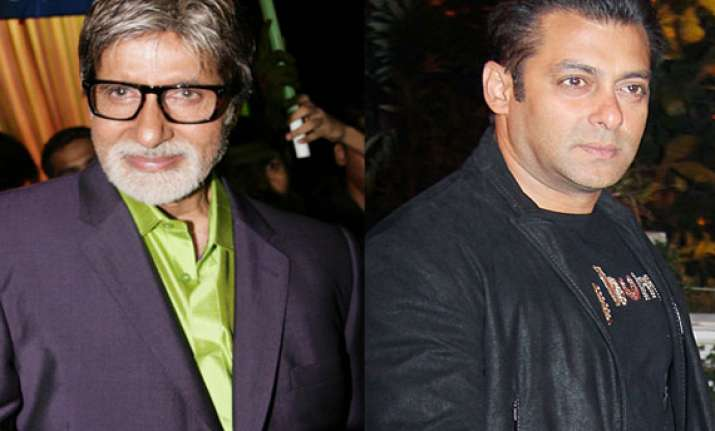 big b salman attend ferrari s success bash