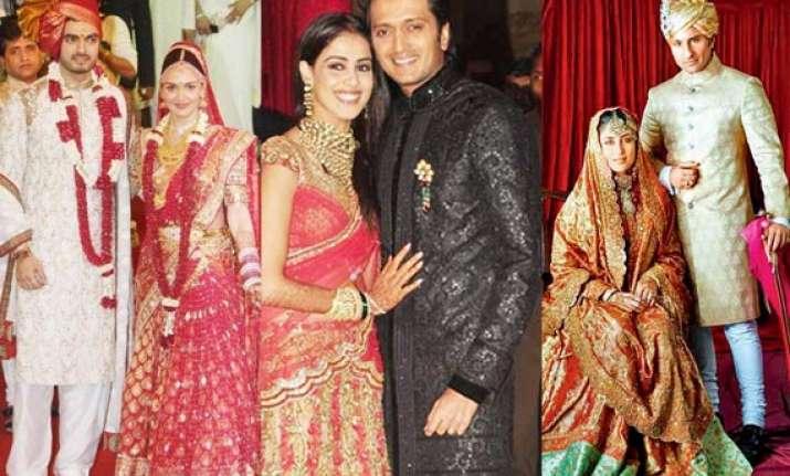 big bollywood weddings of 2012