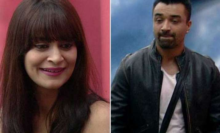 bigg boss 7 candy ajaz to enter the house