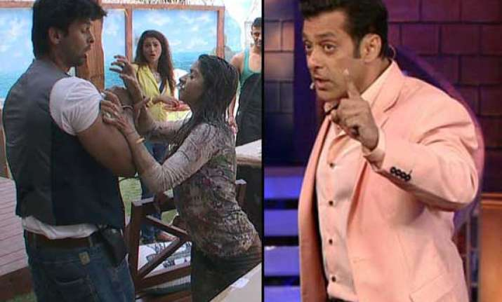bigg boss 7 kushal tandon calls salman khan biased view pics