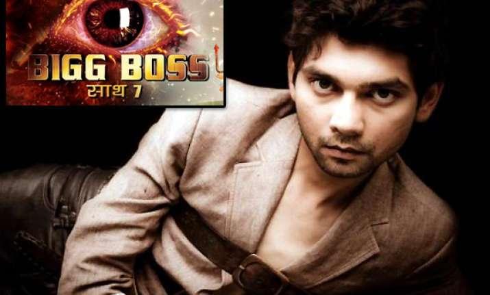 bigg boss 7 model vivek mishra enters bigg boss house with