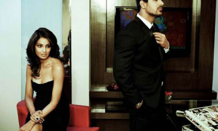 bipasha flares up over new girl in john s life
