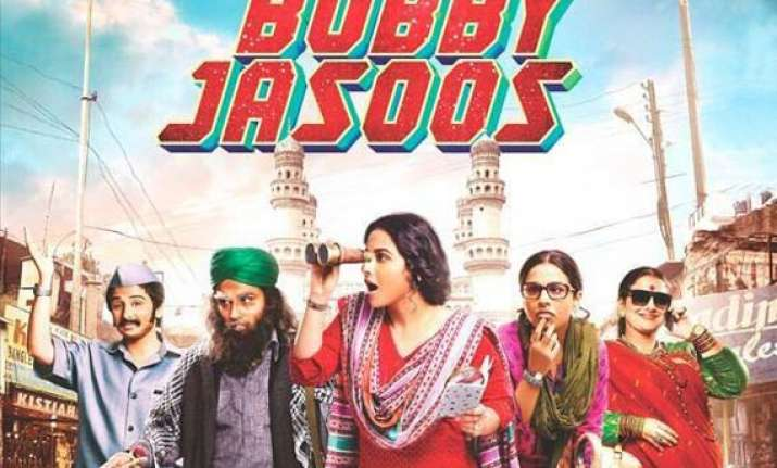 bobby jasoos movie review vidya balan shines as a detective