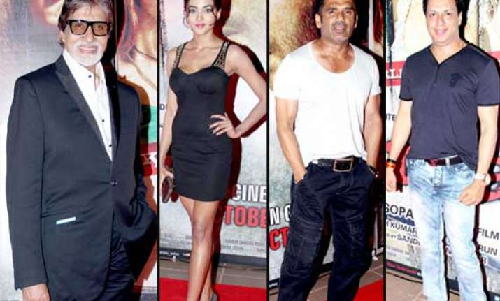 bollywood biggies attend satya 2 theme party view pics