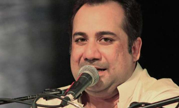 bollywood music big investment unlike private albums rahat