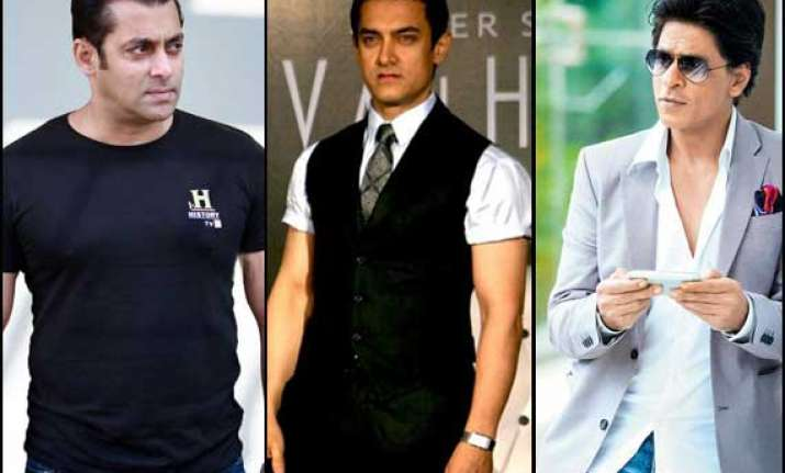 salman aamir shah rukh top paid actors in bollywood see pics