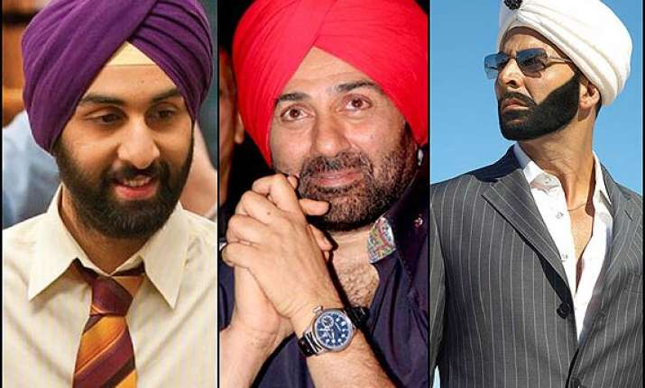 akshay ranbir sunny bollywood s top five on screen singhs